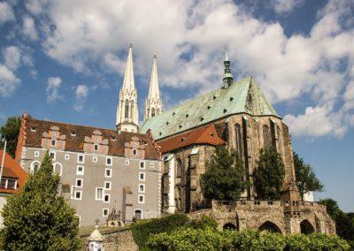 Görlitz Umgebung Ausflüge historisches Görlitz
