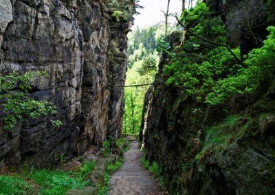 Görlitz Ausflüge Wandern im Zittauer Gebirge